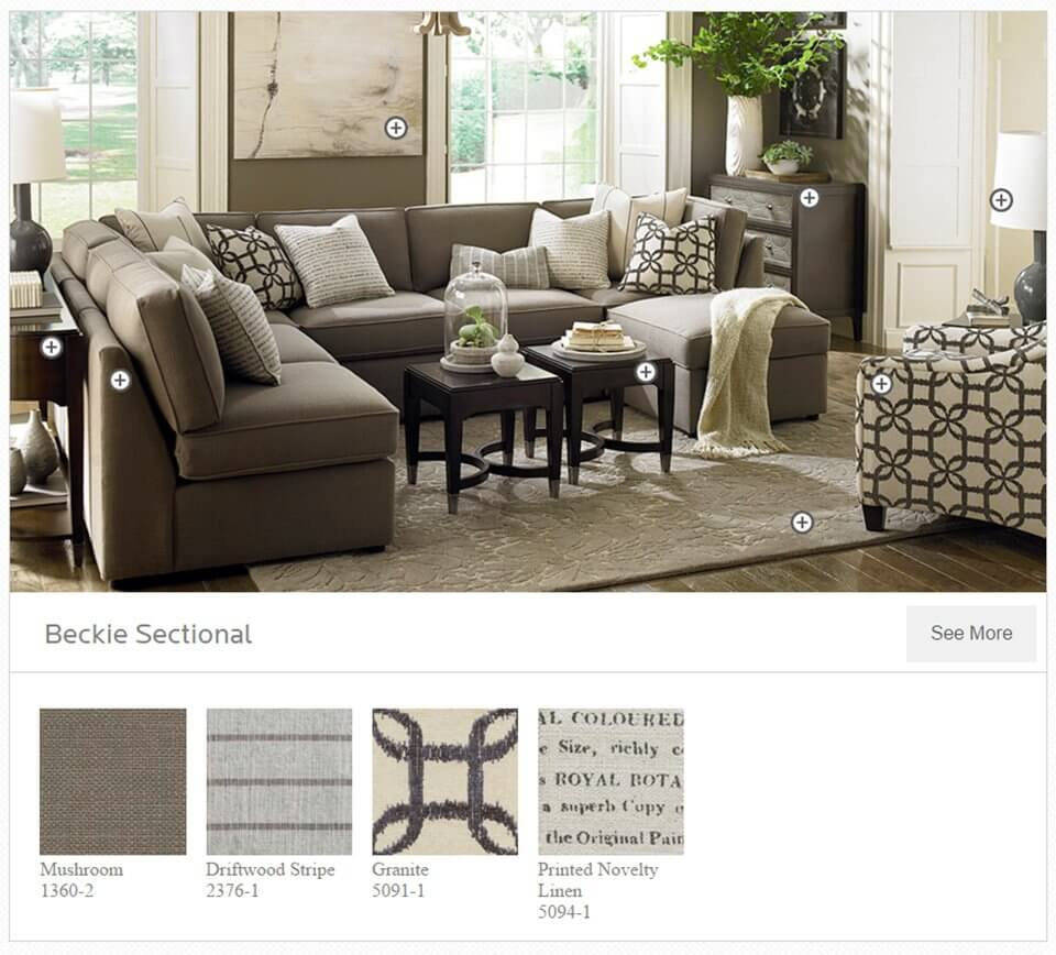 Beckie Sectional