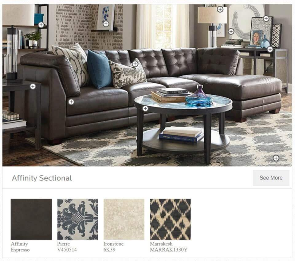 Affinity Sectional